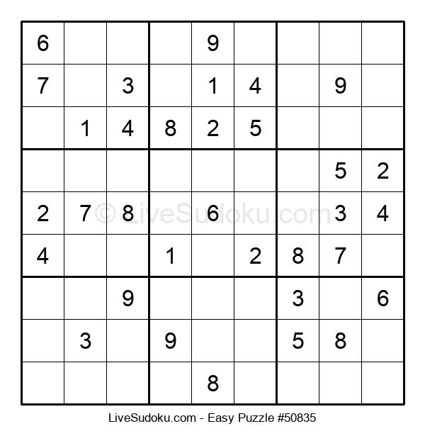 Beginners Puzzle #50835