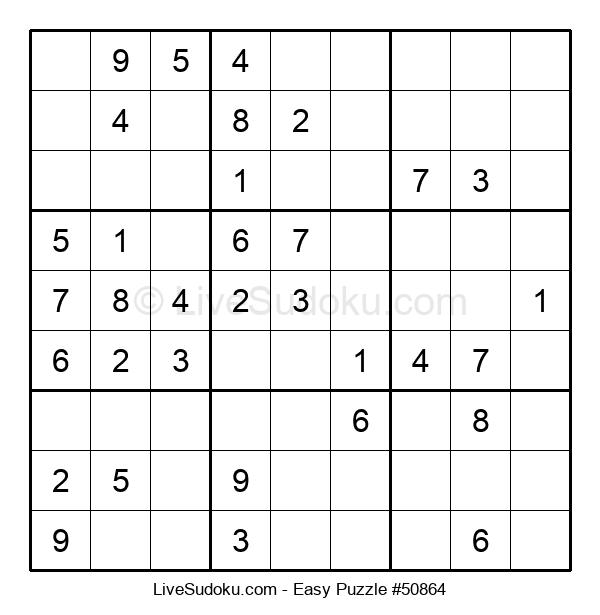 Beginners Puzzle #50864