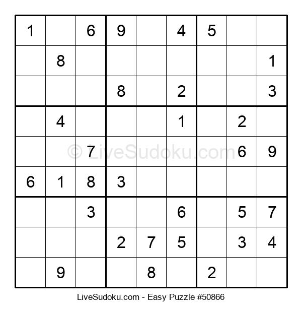 Beginners Puzzle #50866