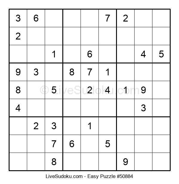 Beginners Puzzle #50884
