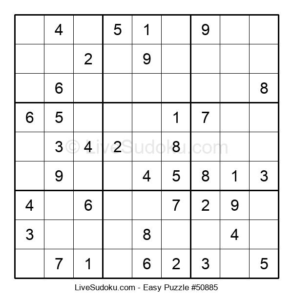 Beginners Puzzle #50885