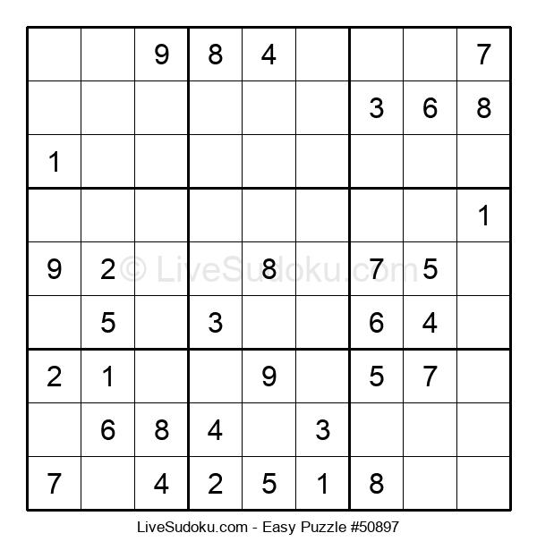 Beginners Puzzle #50897