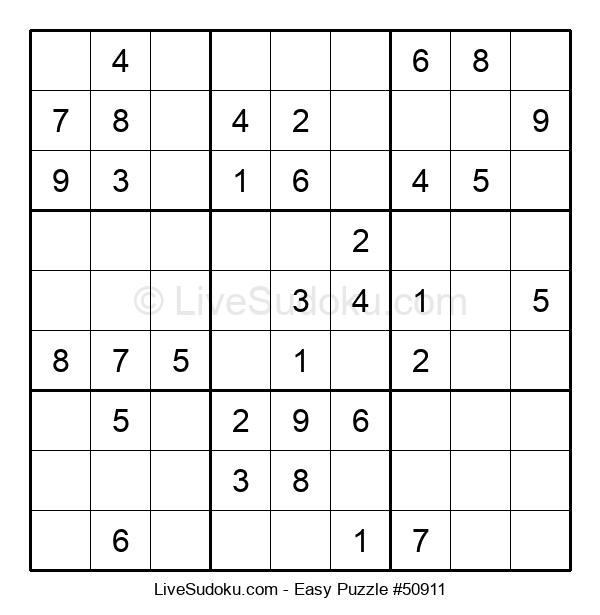 Beginners Puzzle #50911
