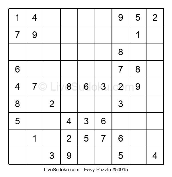 Beginners Puzzle #50915