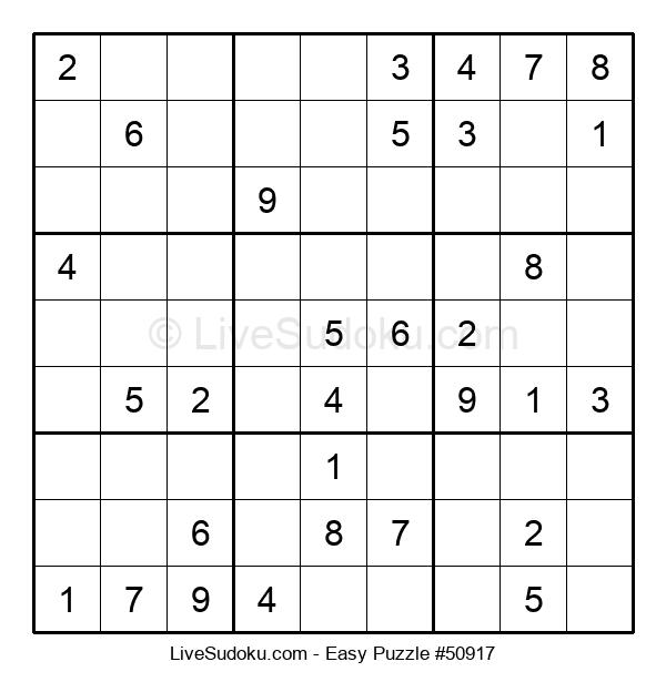 Beginners Puzzle #50917