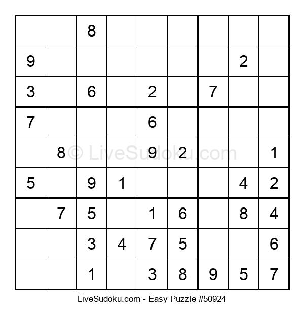 Beginners Puzzle #50924