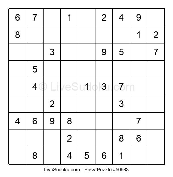 Beginners Puzzle #50983