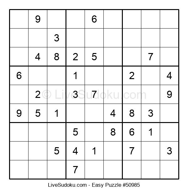Beginners Puzzle #50985