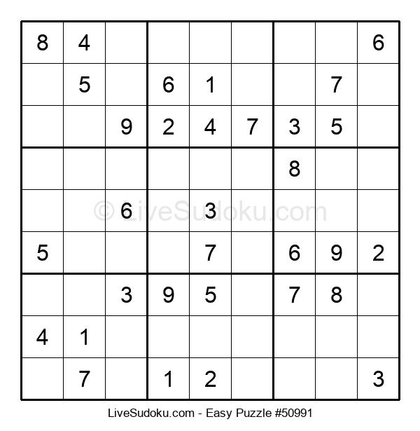 Beginners Puzzle #50991