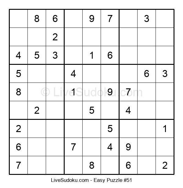 Beginners Puzzle #51
