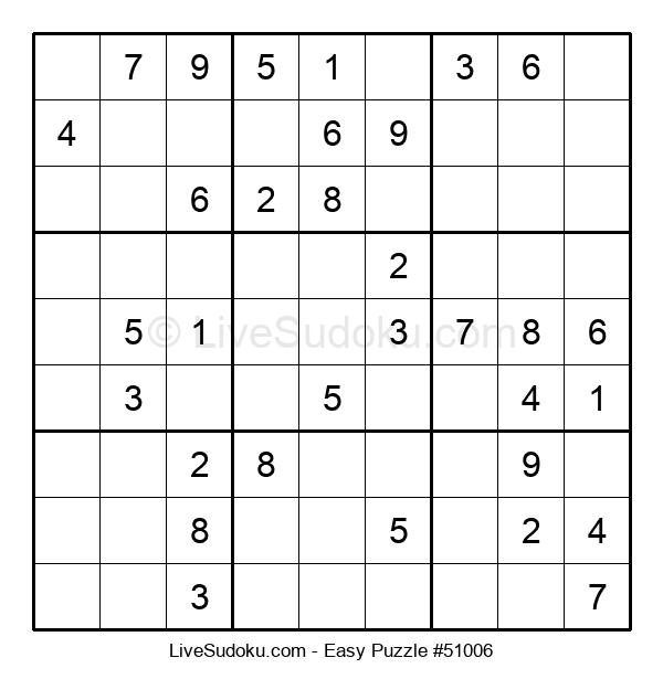 Beginners Puzzle #51006