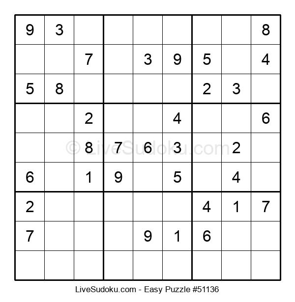 Beginners Puzzle #51136