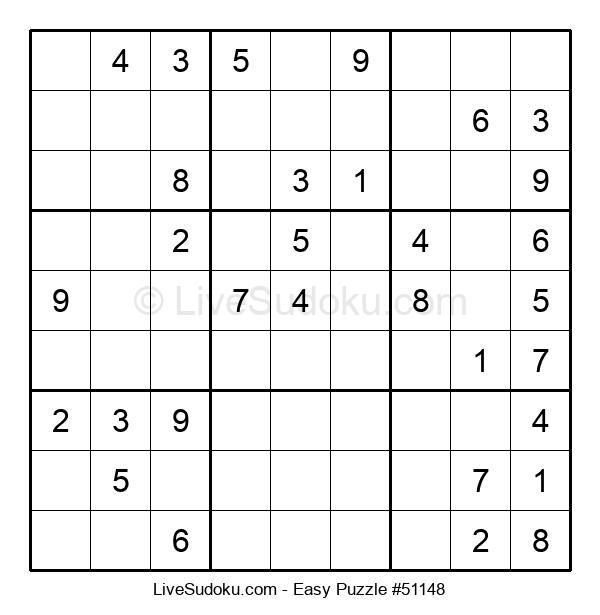 Beginners Puzzle #51148