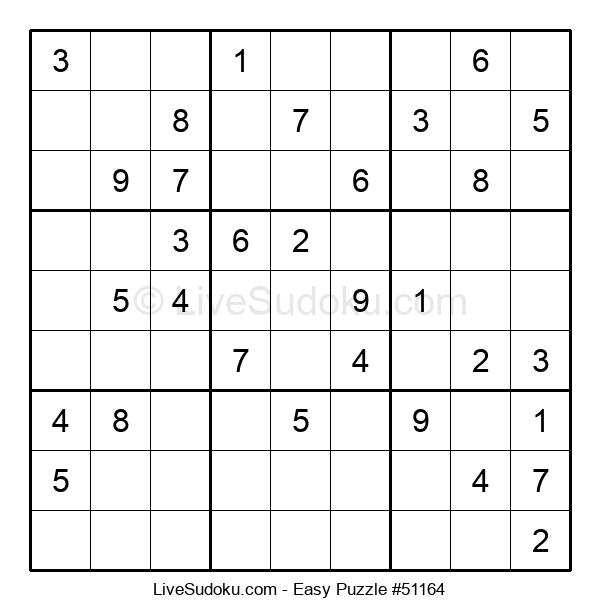 Beginners Puzzle #51164