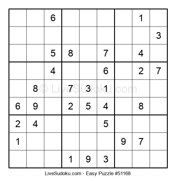 Beginners Puzzle #51168