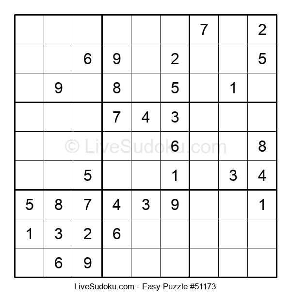 Beginners Puzzle #51173