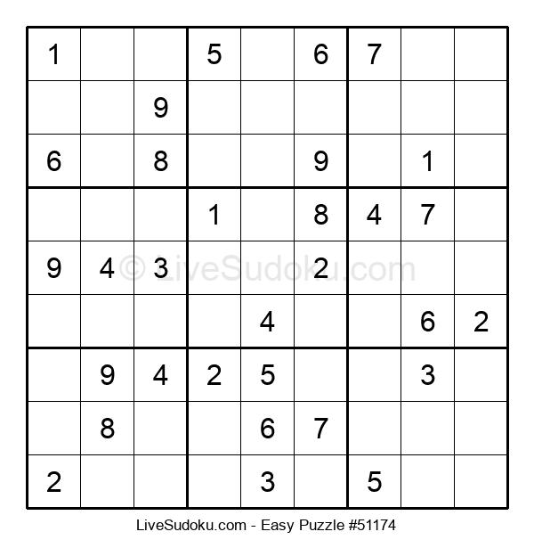 Beginners Puzzle #51174