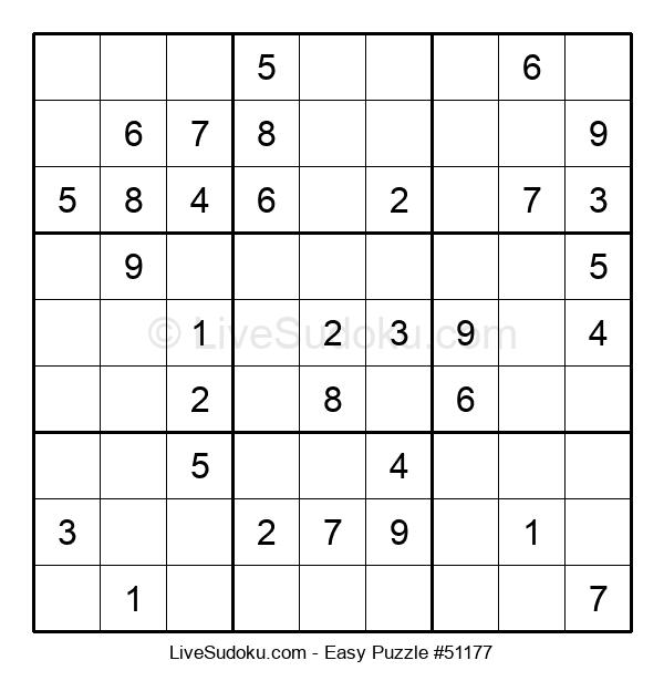 Beginners Puzzle #51177