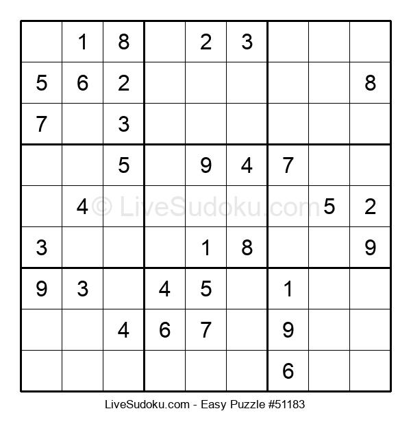 Beginners Puzzle #51183