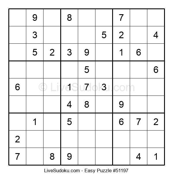 Beginners Puzzle #51197