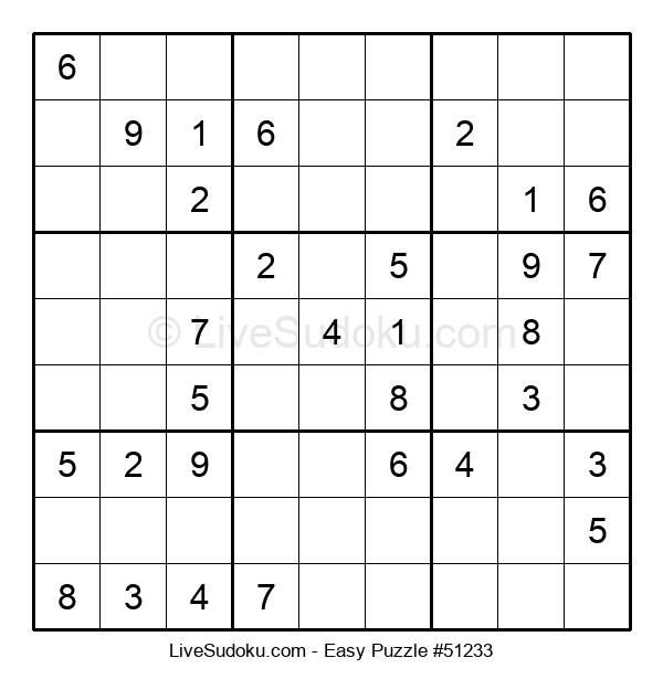 Beginners Puzzle #51233
