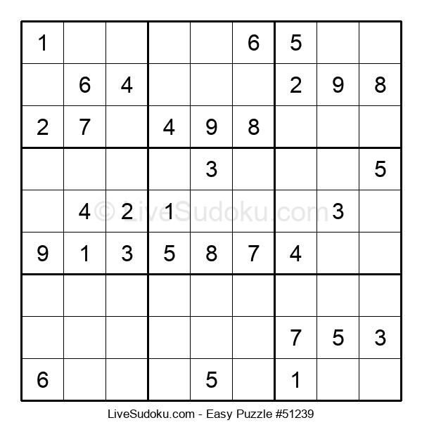 Beginners Puzzle #51239