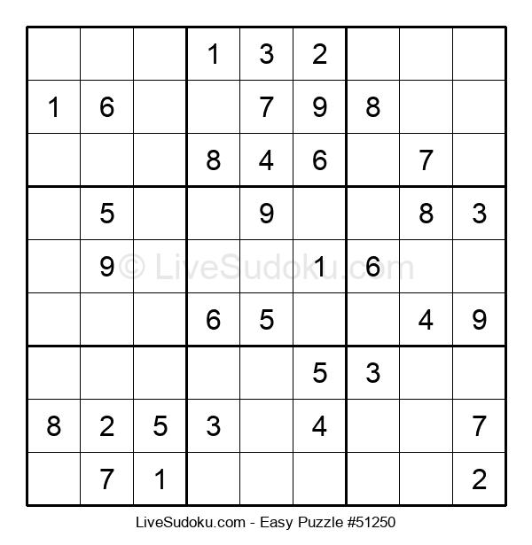 Beginners Puzzle #51250