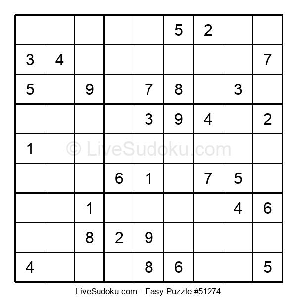 Beginners Puzzle #51274