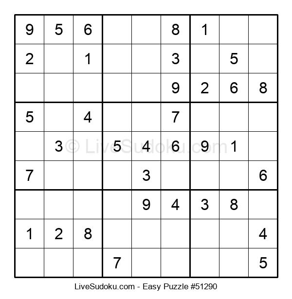 Beginners Puzzle #51290