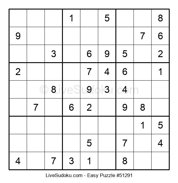 Beginners Puzzle #51291