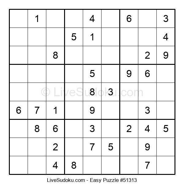 Beginners Puzzle #51313