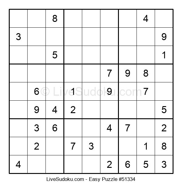 Beginners Puzzle #51334