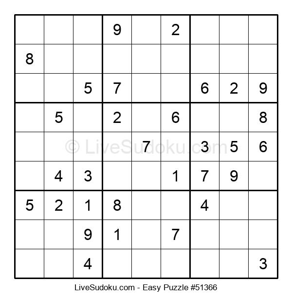 Beginners Puzzle #51366