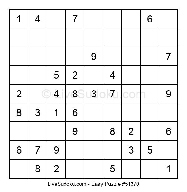 Beginners Puzzle #51370