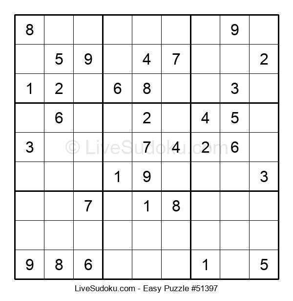 Beginners Puzzle #51397