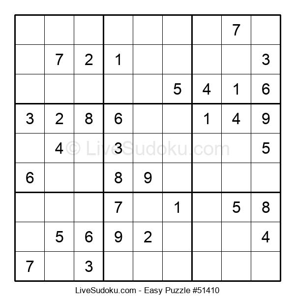Beginners Puzzle #51410