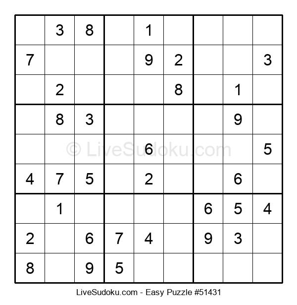 Beginners Puzzle #51431