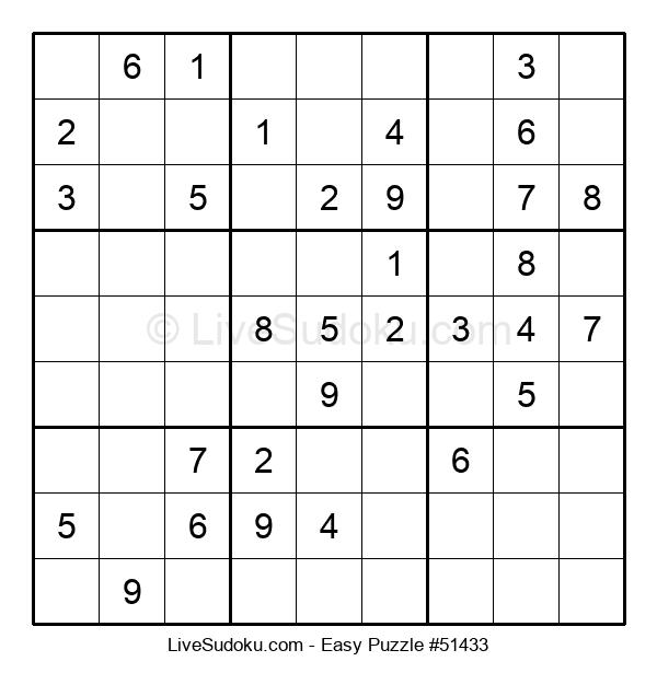 Beginners Puzzle #51433