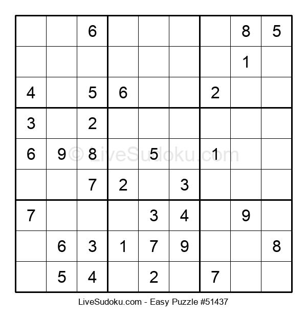 Beginners Puzzle #51437