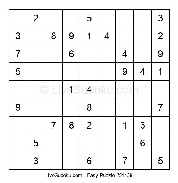 Beginners Puzzle #51438
