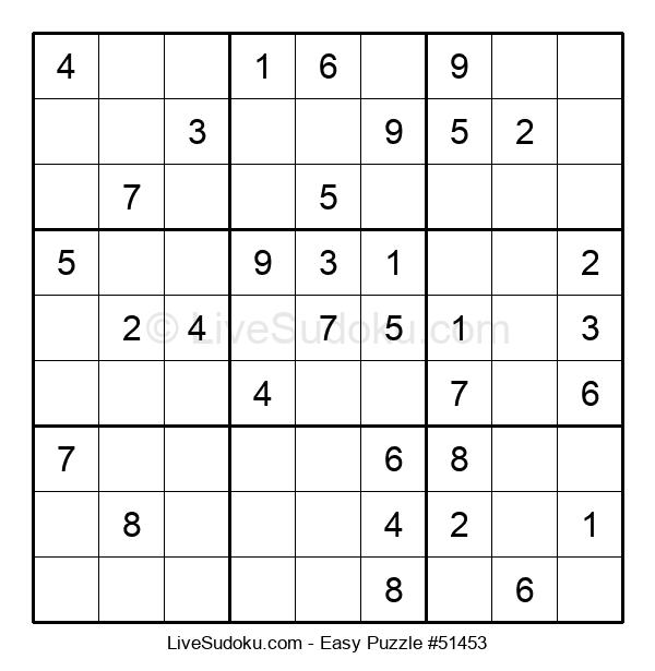 Beginners Puzzle #51453