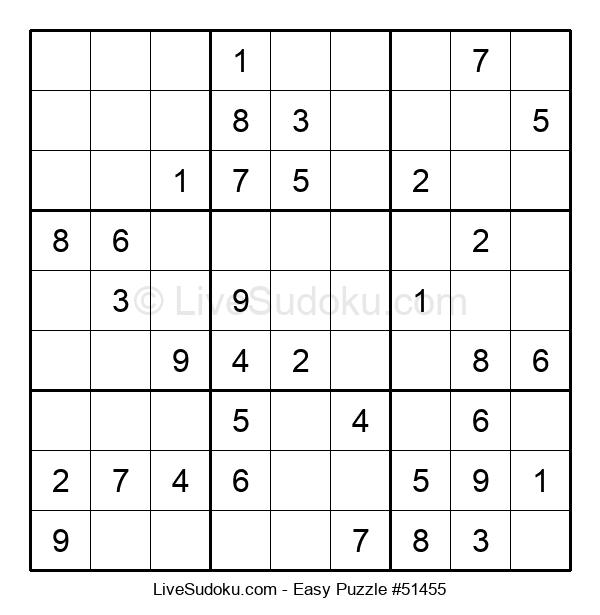 Beginners Puzzle #51455