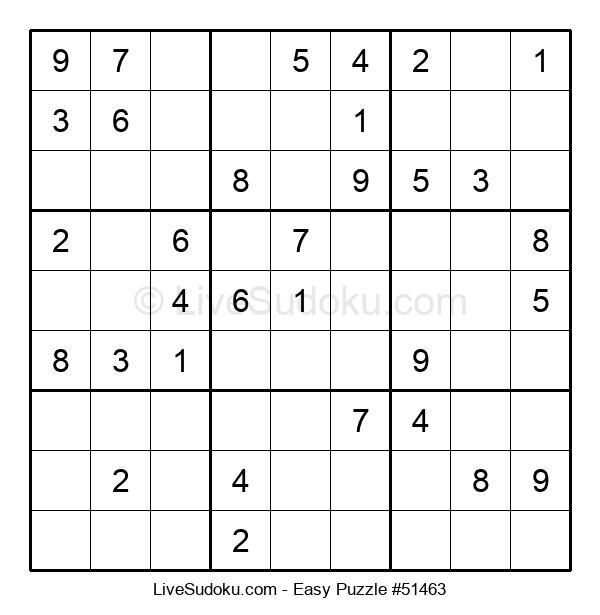 Beginners Puzzle #51463