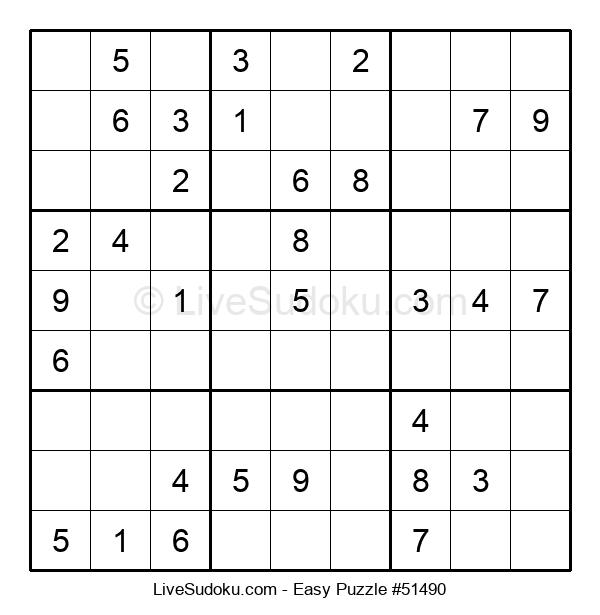 Beginners Puzzle #51490