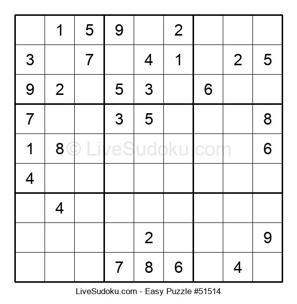 Beginners Puzzle #51514