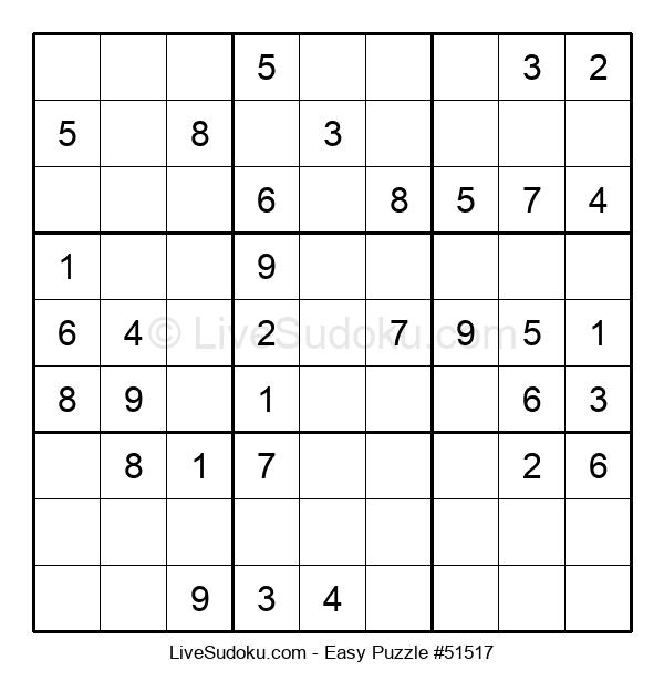 Beginners Puzzle #51517