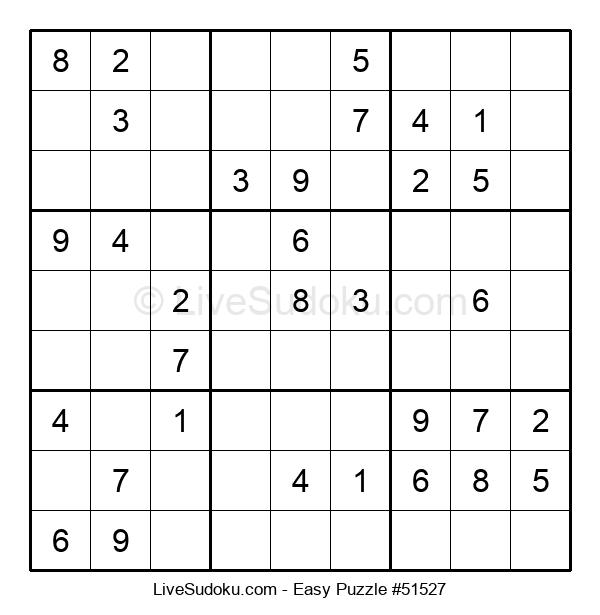 Beginners Puzzle #51527