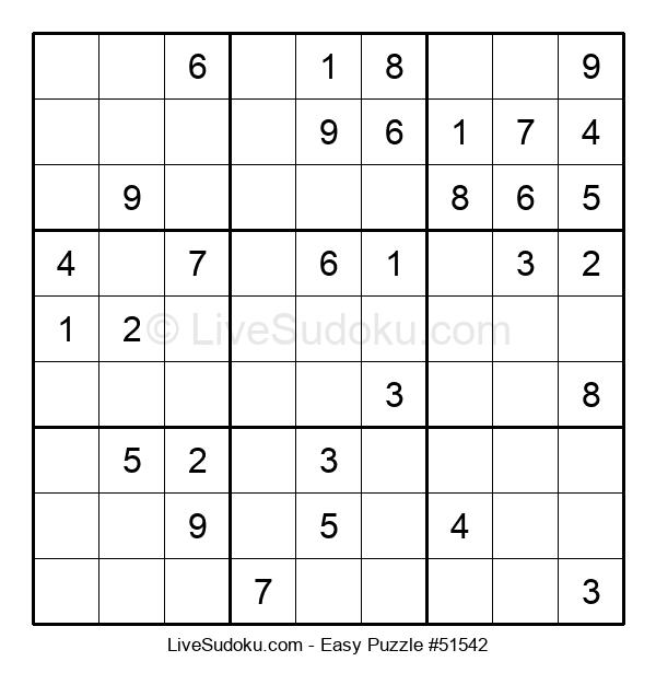 Beginners Puzzle #51542