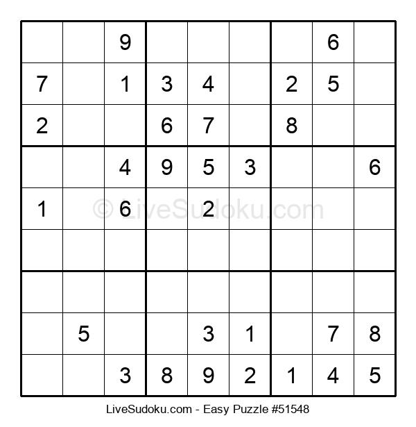 Beginners Puzzle #51548