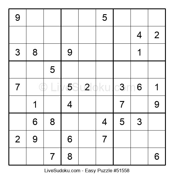 Beginners Puzzle #51558